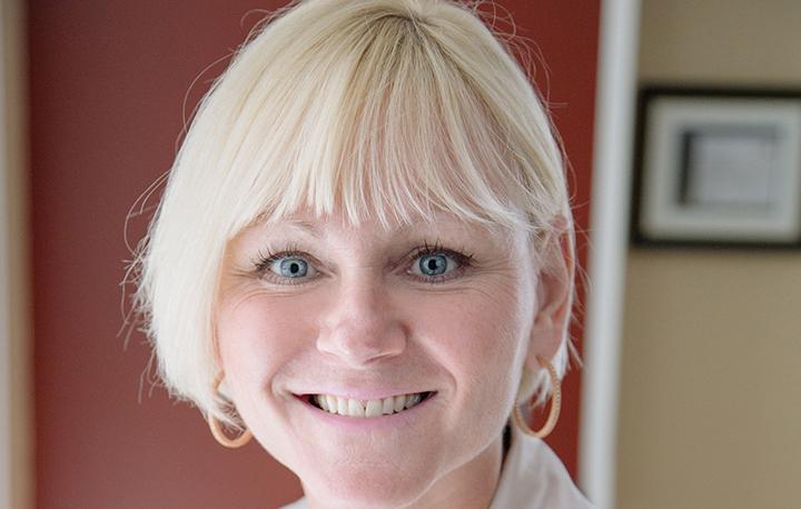 A recent photo of Elizabeth Van Allen