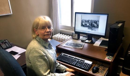Photo of CSC volunteer, Connie Cookman