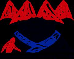 The Kwìkwèxwelhp Emblem